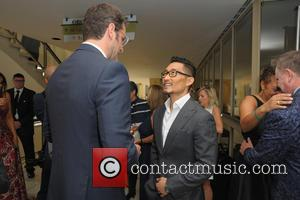 Peter Hermann and Daniel Dae Kim