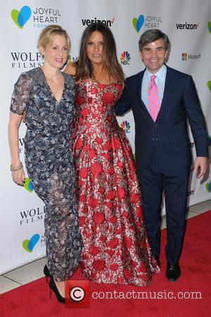Alexandra Wentworth, Mariska Hargitay and George Stephanopoulos