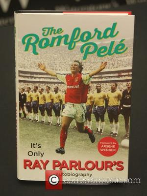 Pele and Ray Parlour