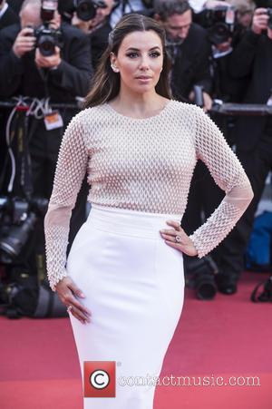Eva Longoria: 'Victoria Beckham Made My Wedding Dress With Love'