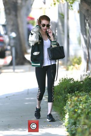 Emma Roberts - Emma Roberts heading to the gym in West Hollywood - Los Angeles, California, United States - Wednesday...