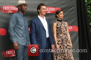 Mahershala Ali, Gugu Mbatha-raw and Matthew Mcconaughey