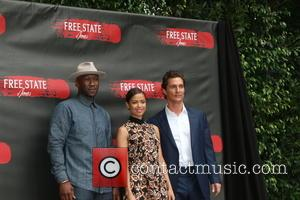 Mahershala Ali, Matthew Mcconaughey and Gugu Mbatha-raw