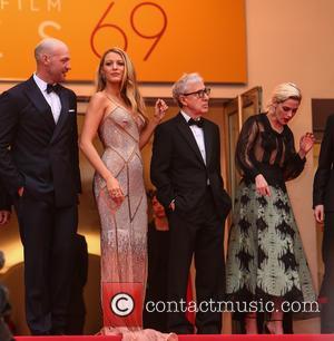 Corey Stoll, Blake Lively, Woody Allen and Kristen Stewart
