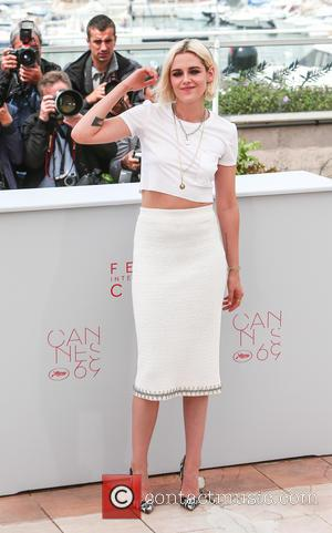 Kristen Stewart - 69th Cannes Film Festival 2016 - 'Cafe Society' - Photocall at Palais de Festivals, Cannes Film Festival...
