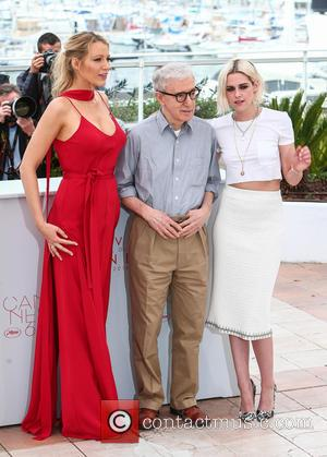 Blake Lively, Woody Allen and Kristen Stewart