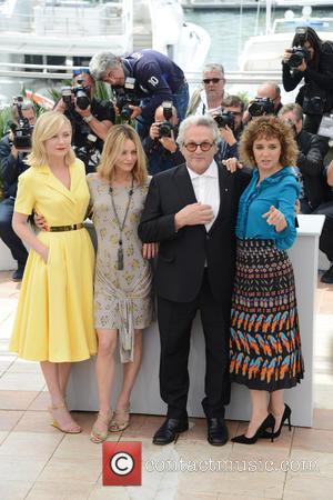 Kristen Dunst, Vanessa Paradis, George Miller and Valeria Golino
