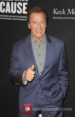 Arnold Schwarzenegger Turns White Horse Hero In New Celebrity Apprentice Poster