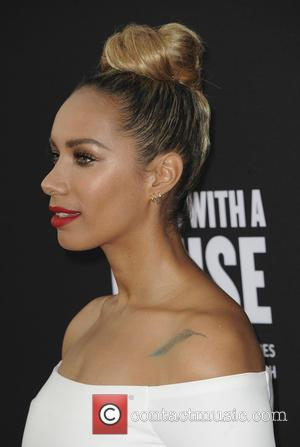 Leona Lewis - 3rd Biennial Rebels With A Cause Fundraiser at Barker Hangar - Los Angeles, California, United States -...
