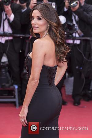 Eva Longoria Reveals Victoria Beckham Designed Her Wedding Dress