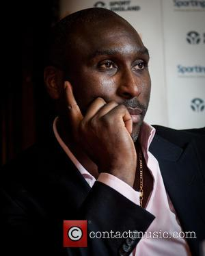 Sol Campbell, Footballer, Former England International and Premier League Winner