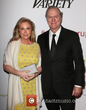 Kathy Hilton and Richard Hilton