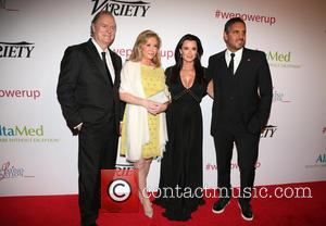Richard Hilton, Kathy Hilton, Kyle Richards and Mauricio Umansky