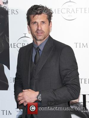 Patrick Dempsey - 4th Edition of the TimeCrafters Luxury Watch Show held at Park Avenue Armory - VIP Cocktail Party...