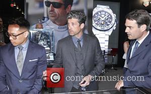 Patrick Dempsey and Kilian Muller