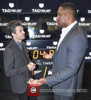 Patrick Dempsey and Michael Strahan