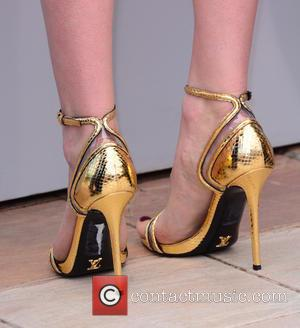 Caitriona Balfe shoes - 69th Cannes Film Festival - 'Money Monster' - Photocall at Cannes Film Festival - Cannes, France...