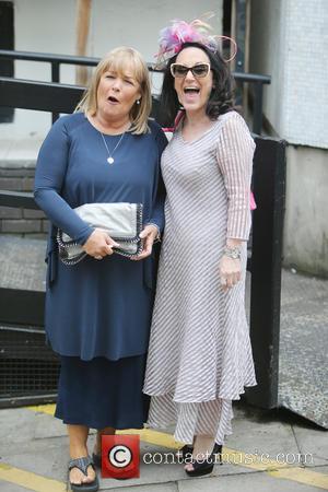 Linda Robson and Lesley Joseph
