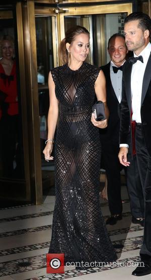 Brooke Burke-Charvet - 2016 Operation Smile Gala at Cipriani 42nd Street - New York, New York, United States - Thursday...