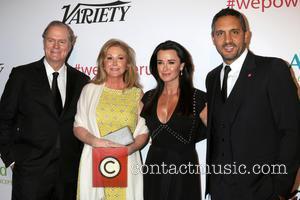 Rick Hilton, Kathy Hilton, Kyle Richards and Mauricio Umansky