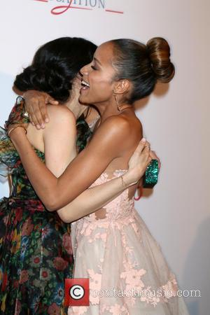 Edy Ganem and Dania Ramirez