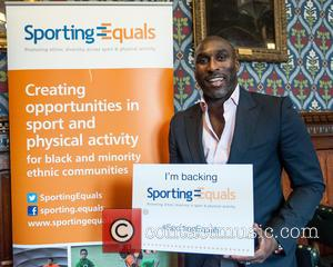 Sol Campbell, Footballer, Former England International and Premier League Winner at House Of Commons, Houses Of Parlaiment