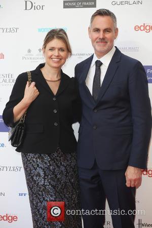 Jenny Packham and Matthew Anderson