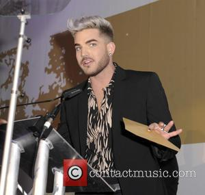 Adam Lambert - British LGBT Awards 2016 at Grand Connaught Rooms - Winners at Grand Connaught Rooms - London, United...