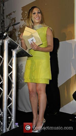 Rebecca Ferguson - British LGBT Awards 2016 at Grand Connaught Rooms - Winners at Grand Connaught Rooms - London, United...