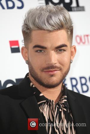 Adam Lambert - British LGBT Awards 2016 - Arrivals - London, United Kingdom - Friday 13th May 2016