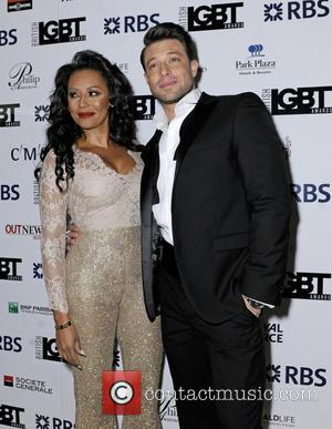 Mel B and Duncan James