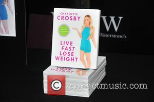 Charlotte Crosby - Charlotte Crosby was at Waterstones in Liverpool to sign copies of her new book