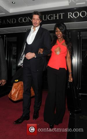 Sinitta - British LGBT Awards 2016 at Grand Connaught Rooms - Arrivals - London, United Kingdom - Saturday 14th May...