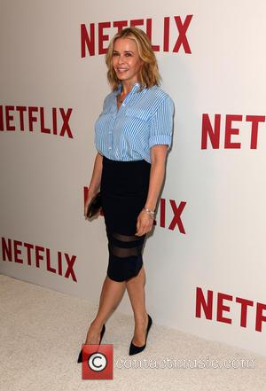 Chelsea Handler - Netflix's Rebels and Rule Breakers Luncheon and panel celebrating the women of Netflix at Beverly Wilshire Hotel...