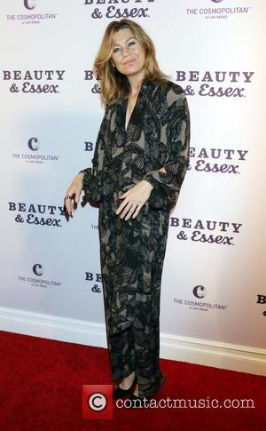 Ellen Pompeo - 'Beauty & Essex' Grand Opening at The Cosmopolitan Hotel & Casino in Las Vegas - Las Vegas,...