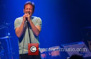 David Duchovny - David Duchovny performing his new album 'Hell or Highwater' at Sala Barts, Barcelona at Barcelona - Barcelona,...