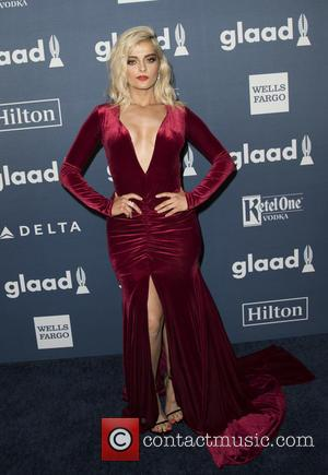 Bebe Rexha - 27th Annual GLAAD Media Awards at The Waldorf=Astoria - Arrivals at Waldorf Astoria Hotel - New York,...