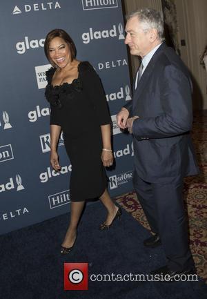 Grace Hightower and Robert De Niro