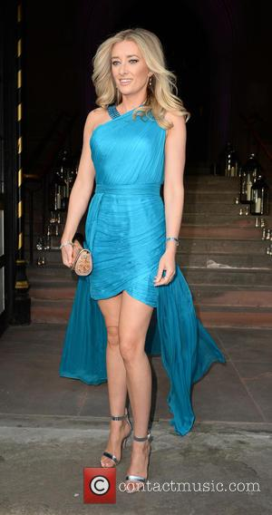 Jane Given - Celebrities arrive at Manchester Cathedral for Breast Cancer Now's annual Pink Ribbon Ball - Manchester, United Kingdom...
