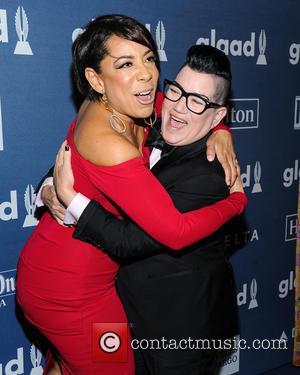 Selenis Leyva and Lea Delaria