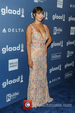 Jackie Cruz - 27th Annual GLAAD Media Awards at The Waldorf=Astoria - Arrivals - New York, New York, United States...
