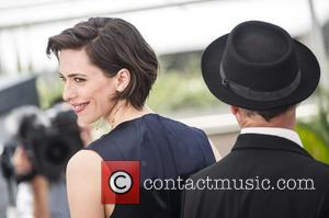 Rebecca Hall and Mark Rylance