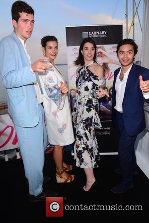 Preston Thompson (?), Alma Jorodowsky, Gala Gordon and Sebastian De Souza