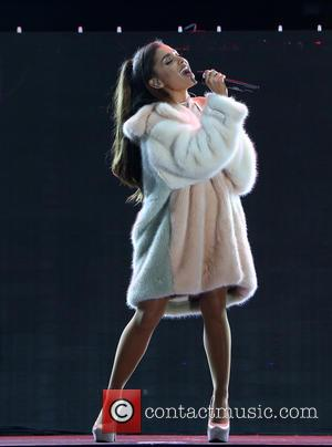 Ariana Grande: 'I'll Be Shopping Topless When I'm 95'
