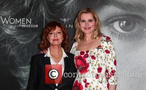 Geena Davis and Susan Sarandon