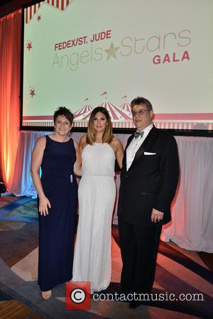 Emily Callahan, Daisy Fuentes and Julio C. Barrionuevo