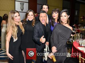 Susan Stipcianos, Laura Mejia Cruz, Khotan Fernandez, Jorge Bernal, Candela Ferro and Karla Birbragher