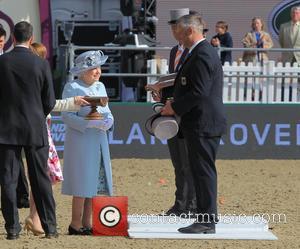Hrh The Queen and Queen Elizabeth Ii