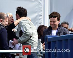 Anthony Mcpartlin, Declan Donnelly and Dame Helen Mirren