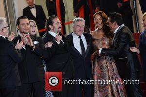 Robert de Niro , Grace Hightower - 69th Cannes Film Festival - 'Hands of Stone' - Premiere at Cannes Film...